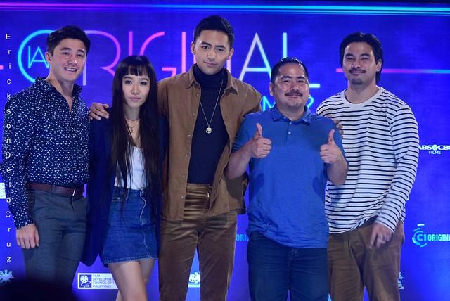 UTOPIA cast and crew, C1Originals 2019, Photo by Erickson dela Cruz