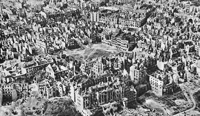 Rynek Starego Miasta 1944