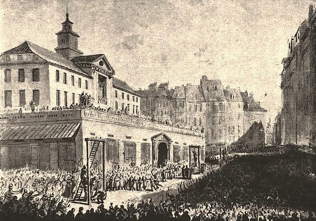 Rynek Starego Miasta 1794 Norblin
