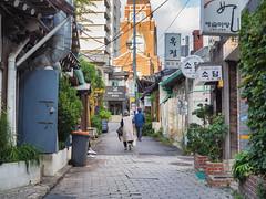 Ikseon-dong's street