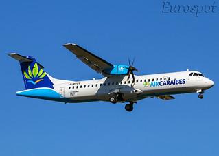 F-WWEE ATR72 Air Caraibes