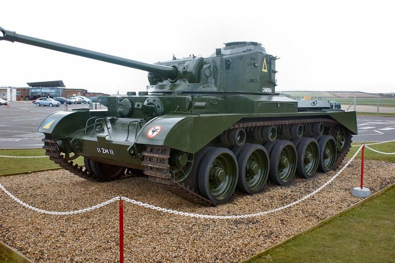 A34 彗星坦克 4