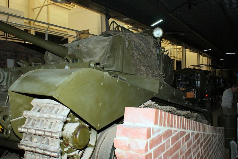 A34 Comet Tank 5