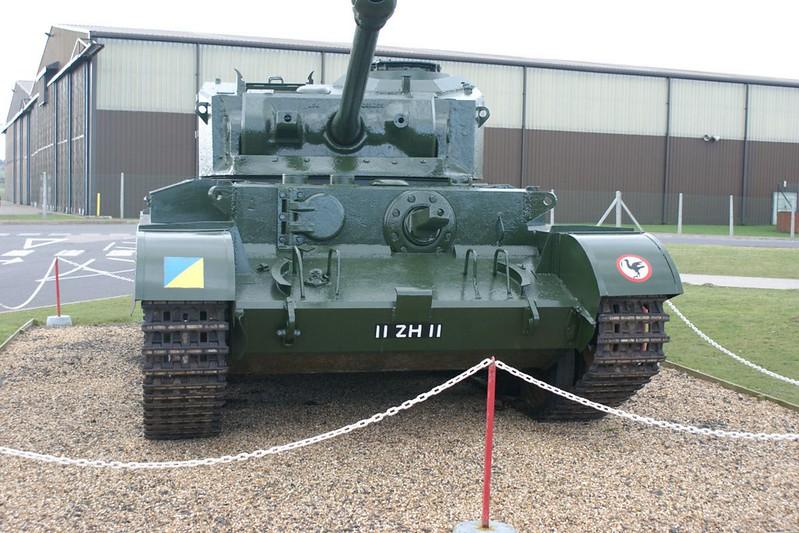 A34 Comet Tank 1