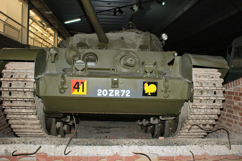 A34 Comet Tank 3
