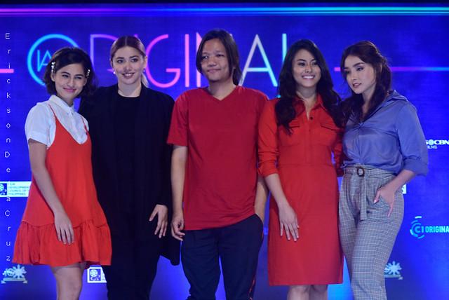 The Cast and crew of O _C1Originals 2019, Photo by Erickson dela Cruz