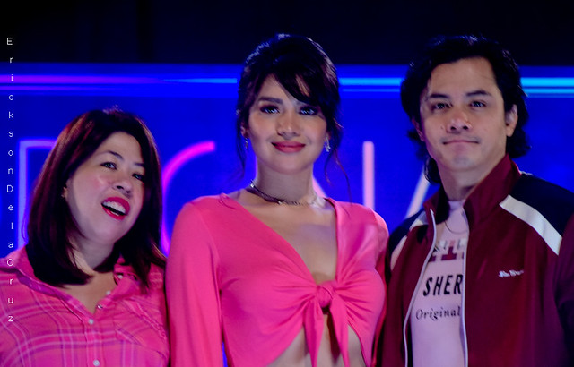 Denise O' Hara, Jane Oineza and JC Santos of Tayo Muna Habang Hindi Tayo, C1Originals 2019