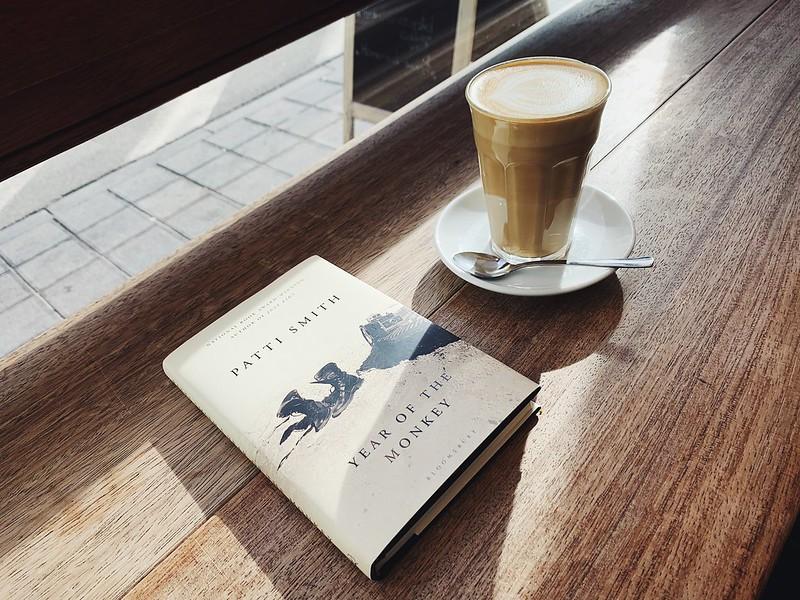 Parlor Coffee kahvila Bryssel