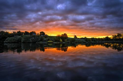 daisynook countrypark failsworth crimelake sunrise dawn manchester uk oldham