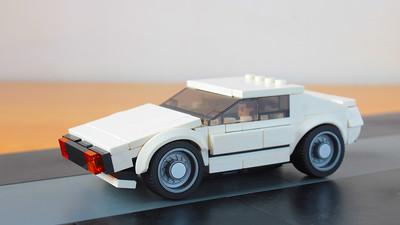 Lego 007's Lotus Esprit