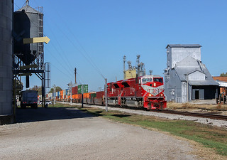 INRD 9007 @ Bargersville, Indiana