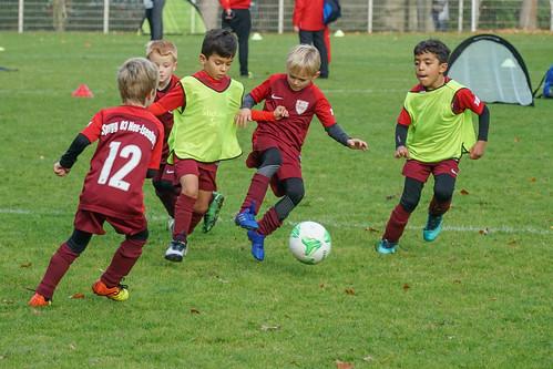 F-Jugend Funino Turnier 26.10.2019