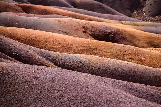 Sandkörner - grains of sand