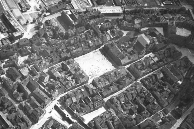 Rynek Starego Miasta 1935