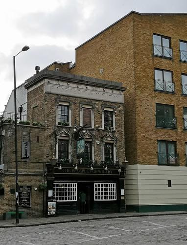 Prospect of Whitby pub