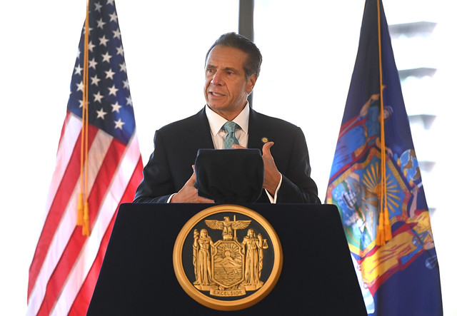"""AT RED FLAG GUN SAFETY CONFERENCE, GOVERNOR CUOMO LAUNCHES GRASSROOTS EFFORT TO BOLSTER """"MAKE AMERICA SAFER"""" CAMPAIGN"""