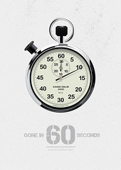 Gone in 60 Seconds - Alternative Movie Poster