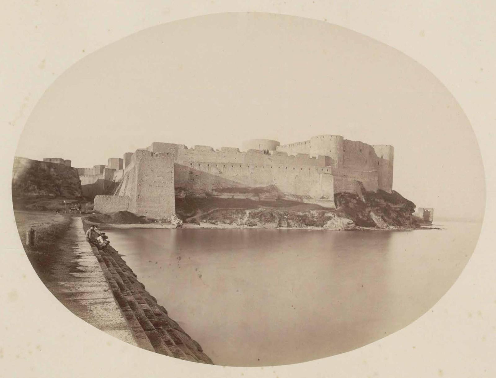 04. Генуэзская крепость. Вид с моря