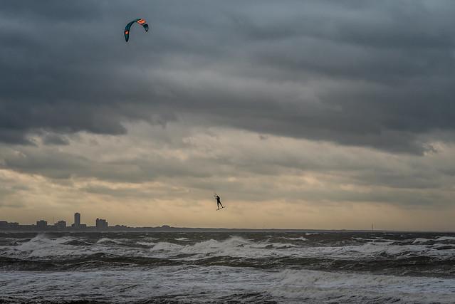 Kitespot IJmuiden south pier