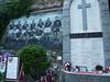 Superga – památník leteckého neštěstí AC Turín, foto: Petr Nejedlý