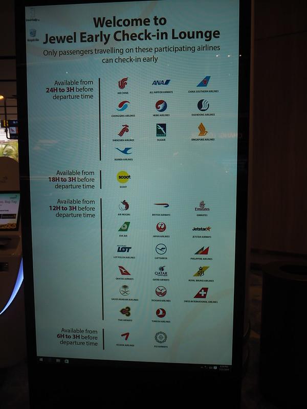 P9175445 シンガポールチャンギ空港 Jewel(ジュエル) アーリーチェックイン Singapore changi ひめごと