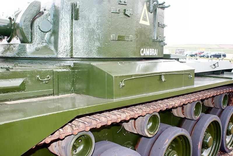 A34 Comet Tank 6