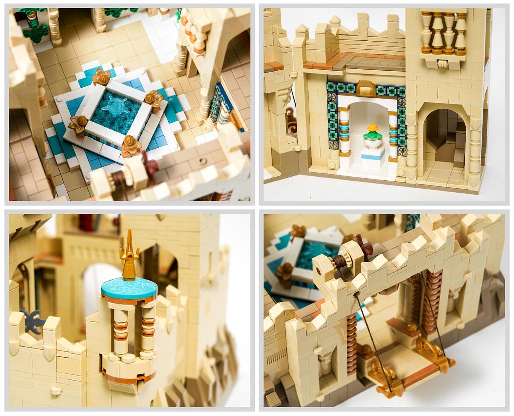 Desert Castle - Details