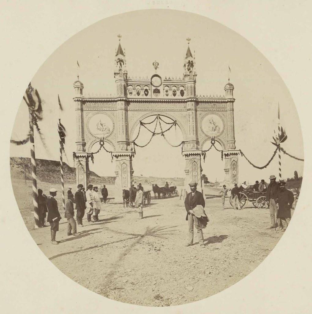 02. Триумфальная арка.