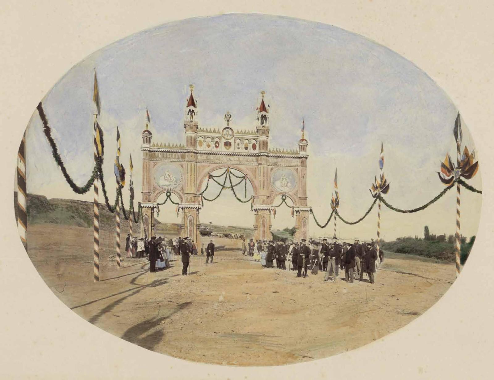 01. Триумфальная арка