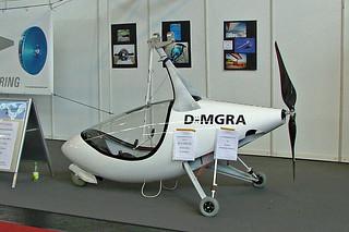 D-MGRA   Silent Family Silent Racer 12 [06] Friedrichshafen~D 04/04/2009