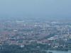 Superga – výhled na Turín, vzadu Juventus Stadium, foto: Petr Nejedlý