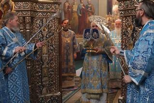26.10.2019 | Престольный праздник в Иверском монастыре