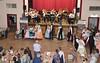 Einmarsch der Tanzgruppe der Banater Schwaben des Kreisverbandes Nürnberg