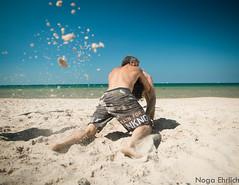 Tel Aviv Wrestling Beach Wrestling Slam