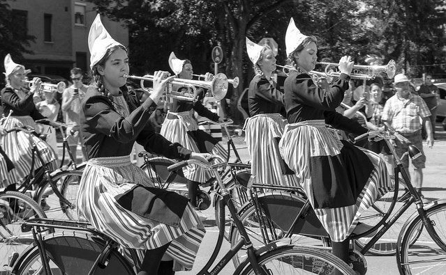 Bicycle Showband Crescendo | Netherlands