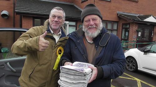 Birtley Lib Dem action day Oct 19 (3)