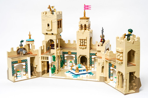 Desert Castle - Interior