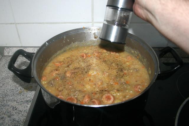 68 - Mit Gewürzen abschmecken / Taste with seasonings