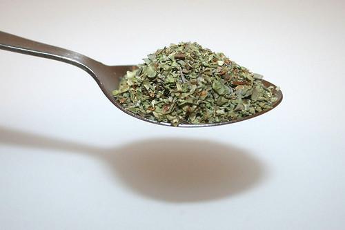 13 - Zutat Majoran / Ingredient majoram