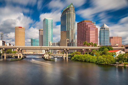 florida tampa downtowntampa cityscape longeexpsoure leefilters bigstopper