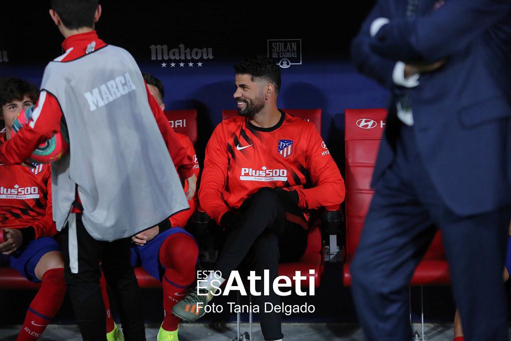 Atlético de Madrid (2-0) Athletic Bilbao