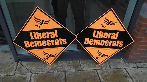 Birtley Lib Dem action day Oct 19 (1)