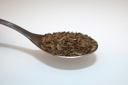 14 - Zutat Kümmel / Ingredient caraway seeds
