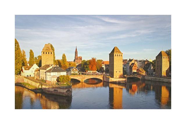 Strasbourg & Cathédrale