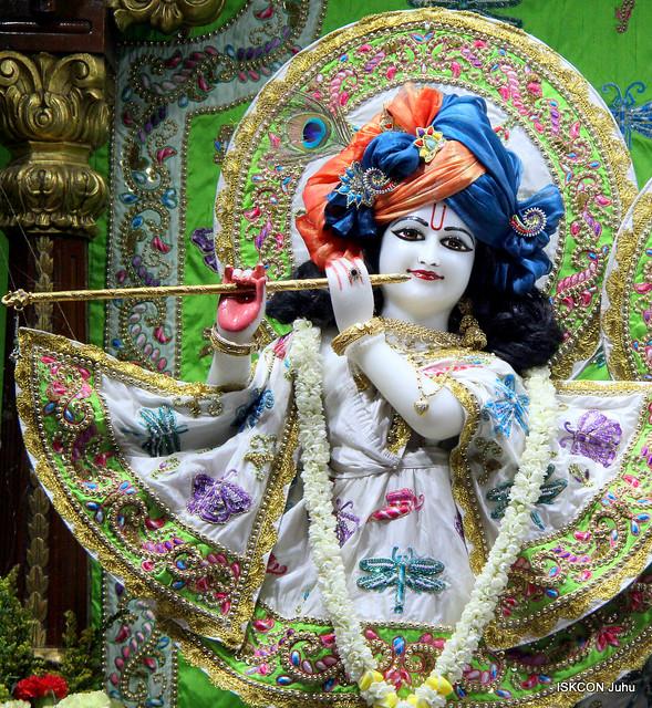 ISKCON Juhu Mangal Deity Darshan on 27th Oct 2019