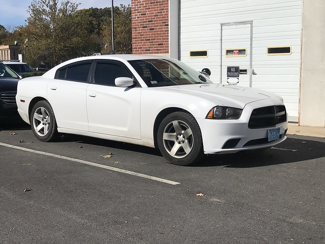 West Springfield, MA Police Unmarked Dodge Charger