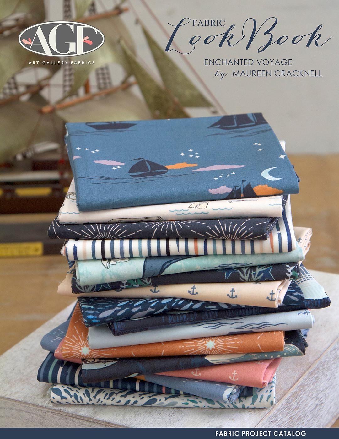 The Enchanted Voyage LookBook