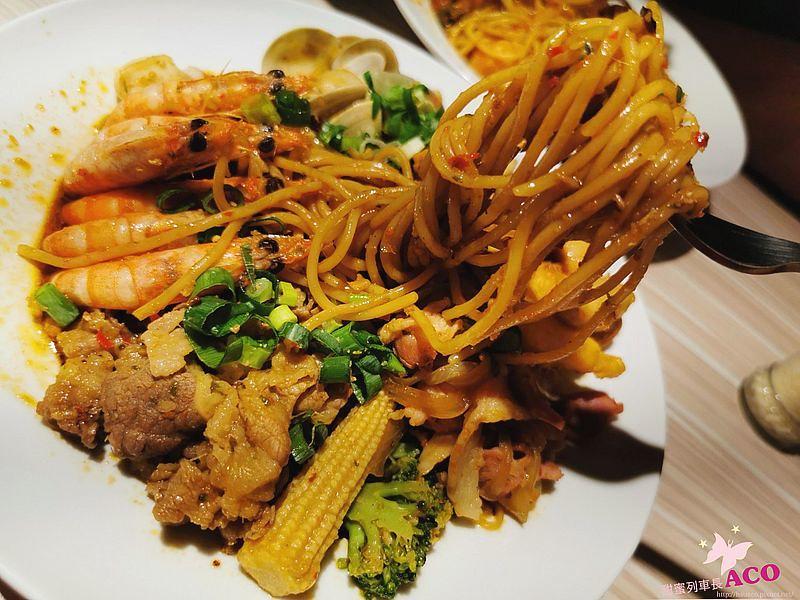 中和義大利麵 自由義式廚房51