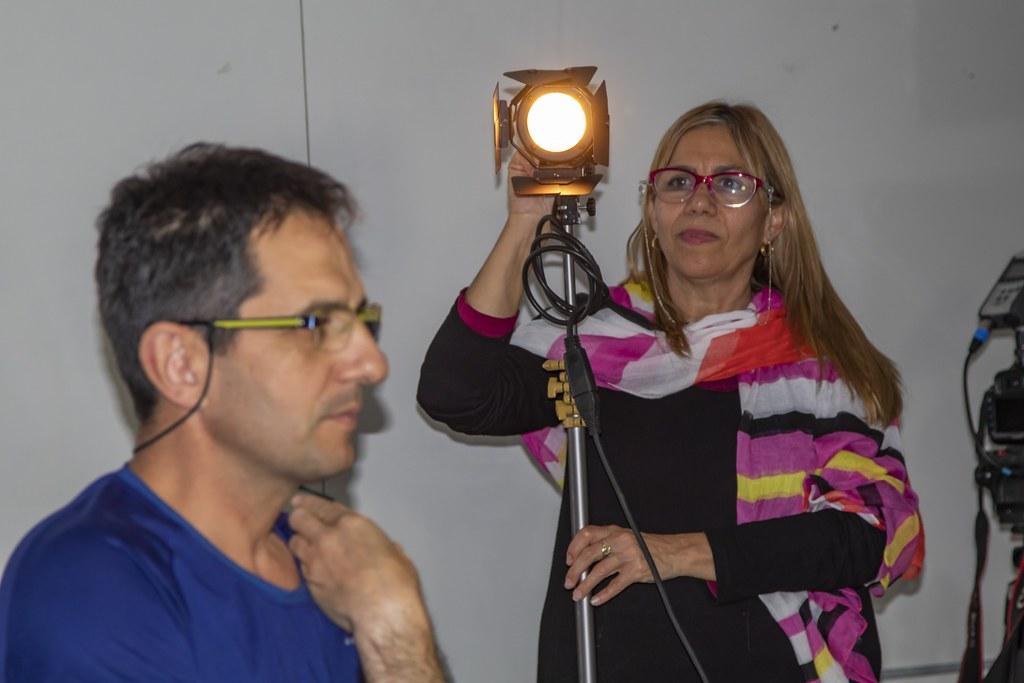 Taller la realización audiovisual en el aula