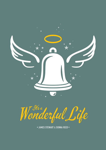 It's a Wonderful Life - Alternative Movie Poster